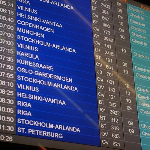 Las empresas podrán reclamar en caso de atrasos en los vuelos de sus trabajadores