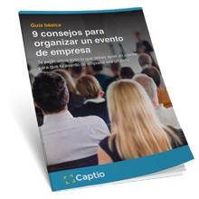 Organizar evento empresa
