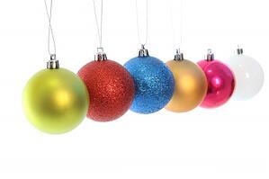 Navidad en la empresa decorar la oficina