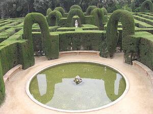 Cosas-que-visitar-en-Barcelona-durante-el-MWC-Parque-del-Laberinto