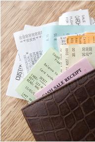 Gastos de Viaje: Tickets