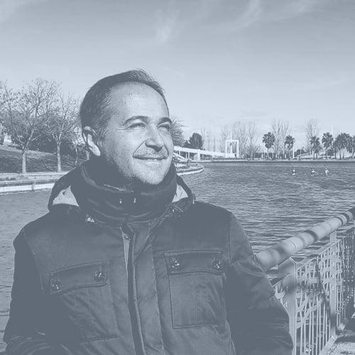 Alfonso Cuadrado Headshot