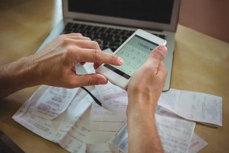 6 pasos sistema gestión de gastos