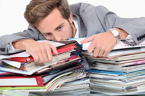 Errores con las facturas a la hora de deducir el IVA