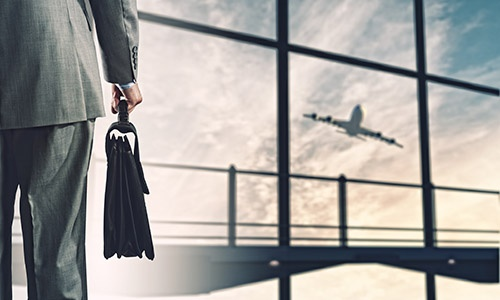 business travellers España