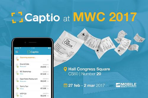 captio MWC Mobile World Congress