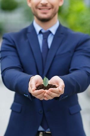 Piensa en verde, las ventajas de un evento sostenible