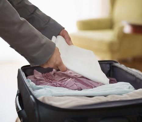 viaggio di lavoro, valigia da lavoro