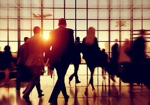 Business travellers seguridad