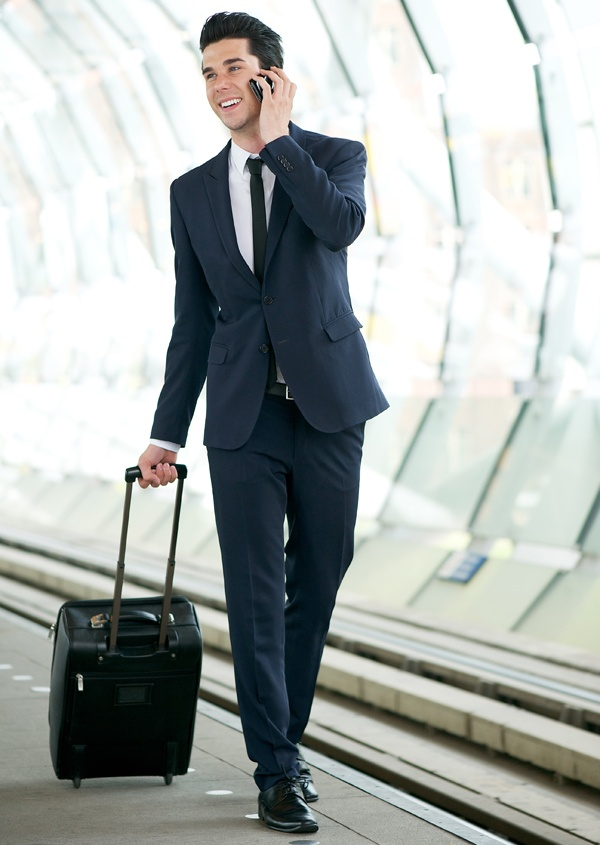 viajero profesional