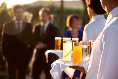 Tipos de eventos de empresa y eventos externos