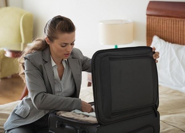 business travel estress