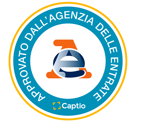 Digitalizzazione certificata in Italia.