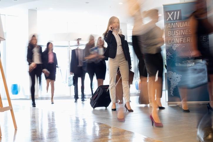 milenials business travel