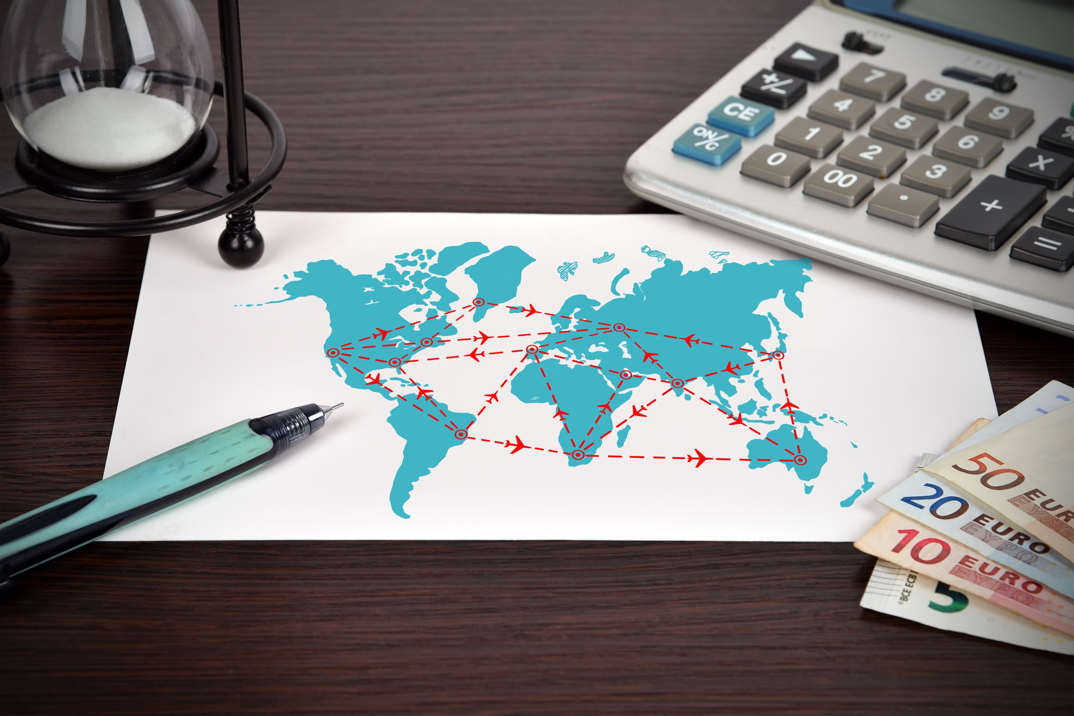 Come ottimizzare le spese di viaggio (e ridurre  i costi imprevisti)