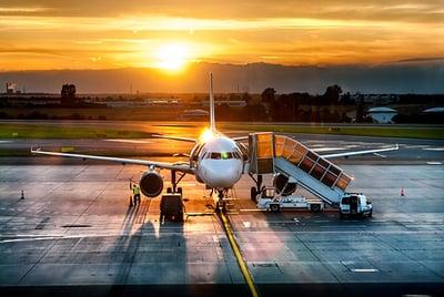 eficiencia viajes de negocios
