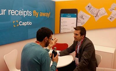 Captio Mobile World Congress MWC