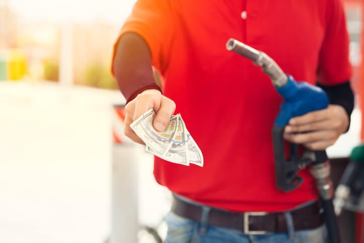 rimborso benzina