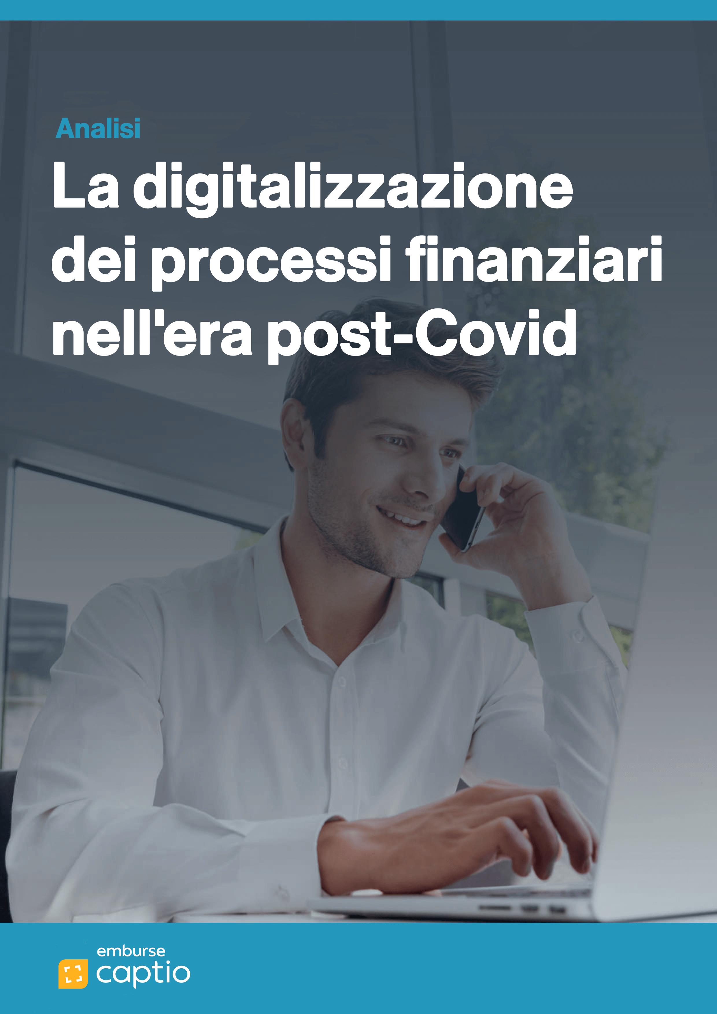 La digitalizzazione dei processi finanziari nell'era post-Covid - eBooks