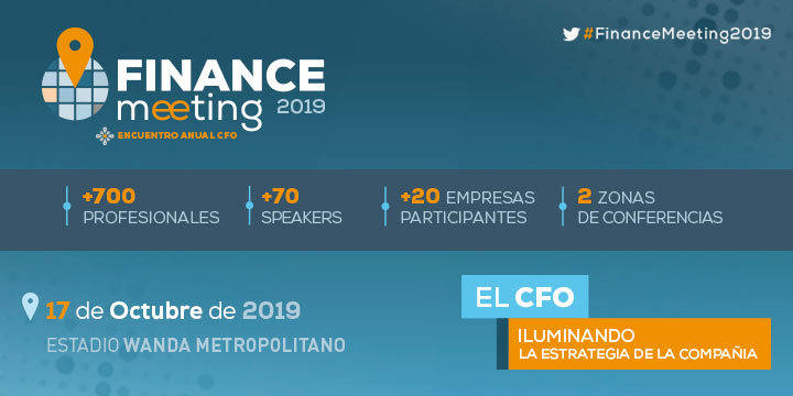 Captio participa en el Finance Meeting 2019