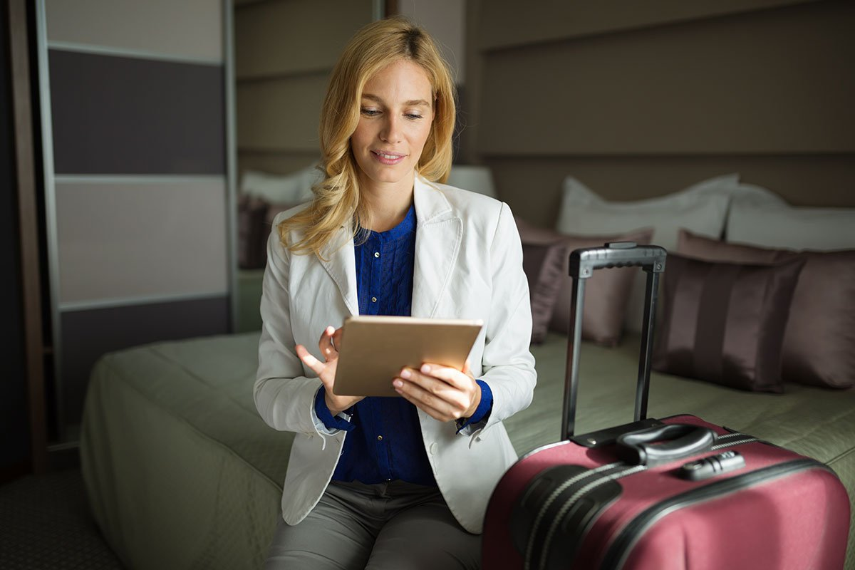 Termina con el papeleo de los gastos en el business travel