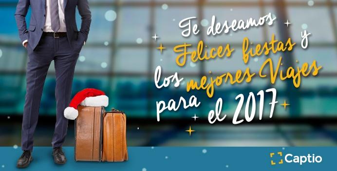 ¡Captio te desea feliz Navidad!