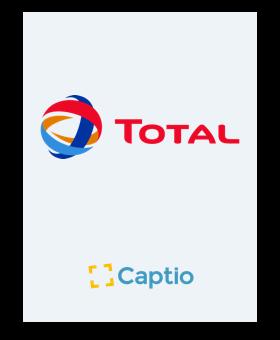 Case study: Captio & Total - Casos de éxito
