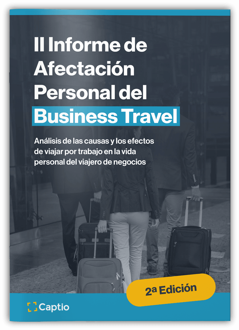 II Informe Captio de Afectación Personal del Business Travel - Informes
