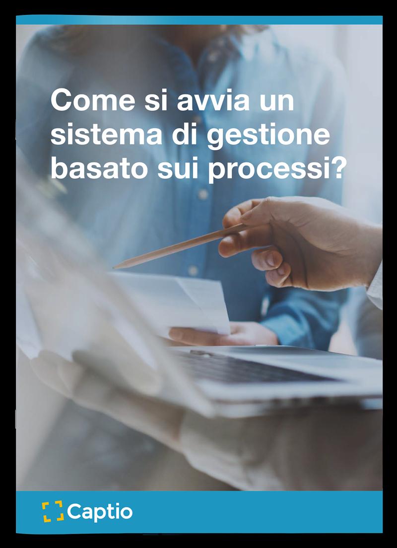 Template: Come si avvia un sistema di gestione basato sui processi? - Plantillas