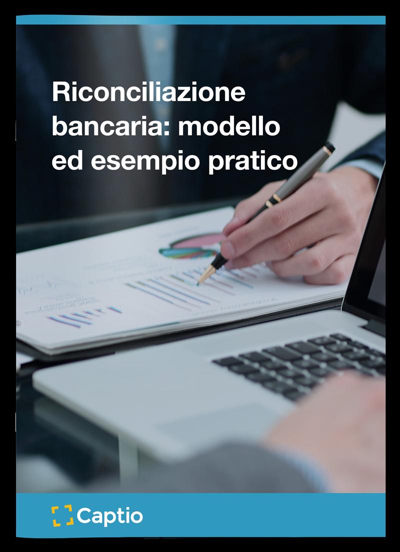 Riconciliazione bancaria: modello ed esempio pratico - Plantillas