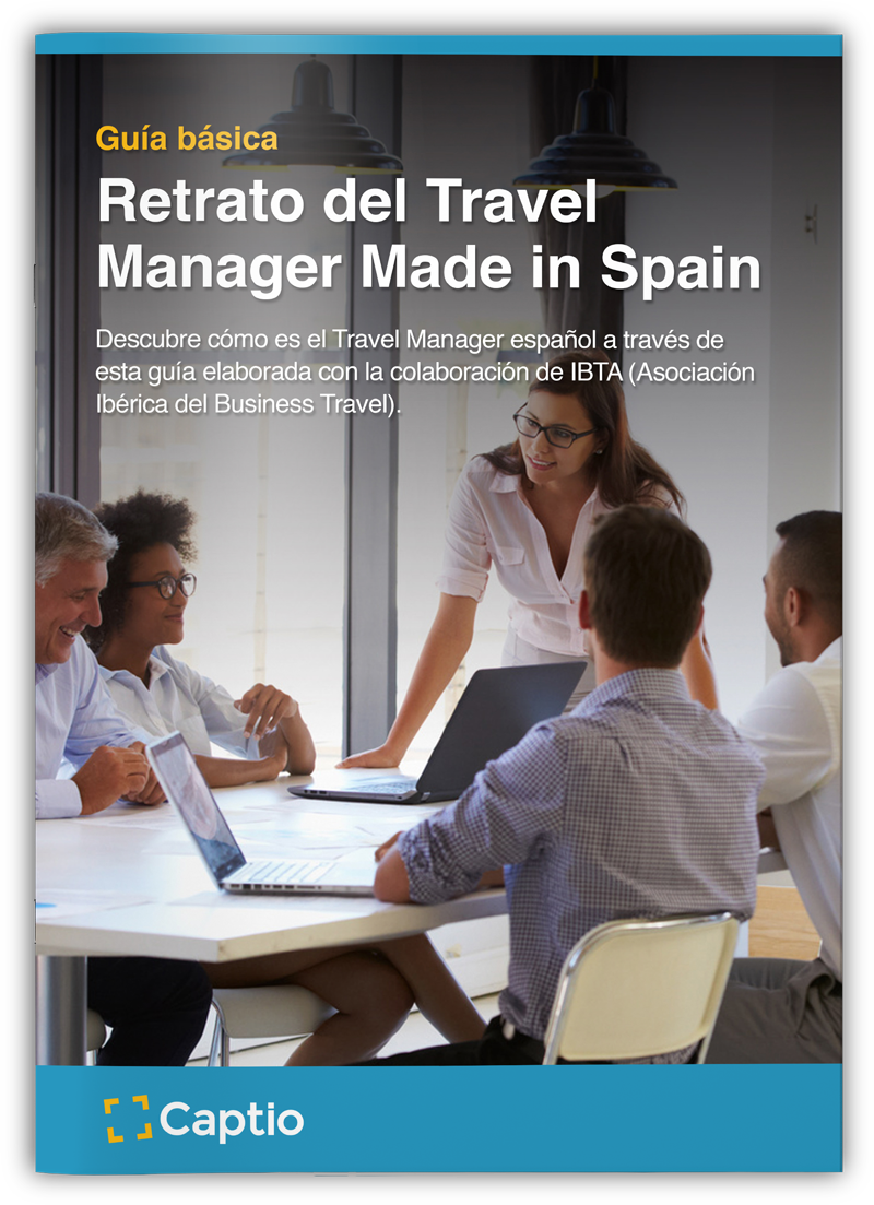 Retrato del Travel Manager Made in Spain - eBooks