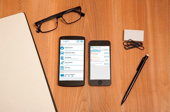 Más funcionalidades para la gestión móvil con el App 3.0 de Captio