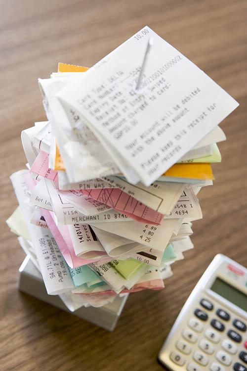 Come chiedere il rimborso spese forfettario