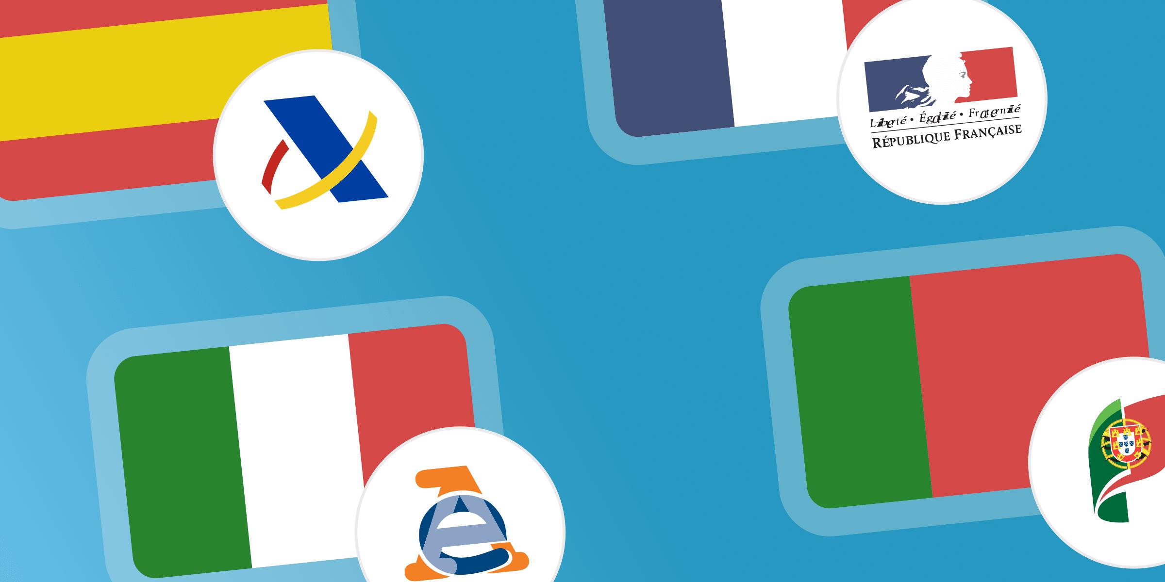 Ahora Captio permite la eliminación del papel en Portugal y en Francia