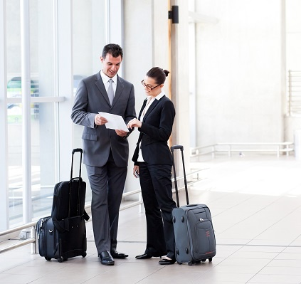 Come rendere più confortevole il viaggio di lavoro
