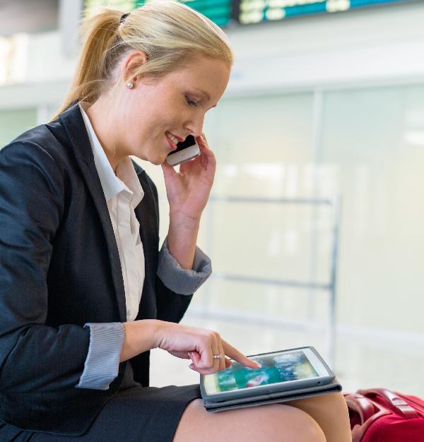 Viaggio di lavoro: le app di cui non puoi fare a meno