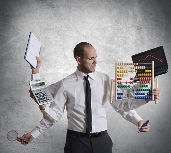 El ADN de un CFO