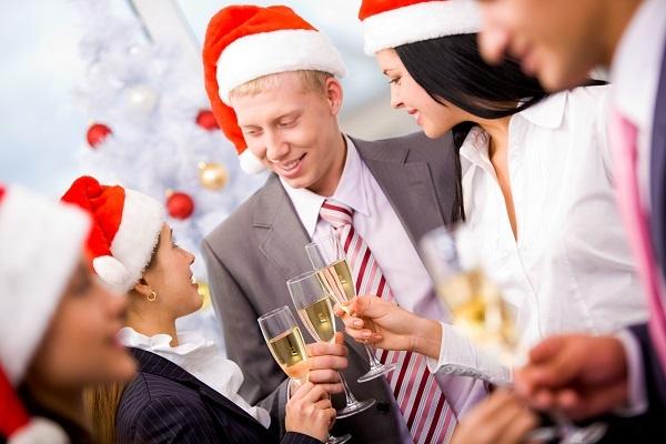 ¿Tienes cena navideña de empresa?