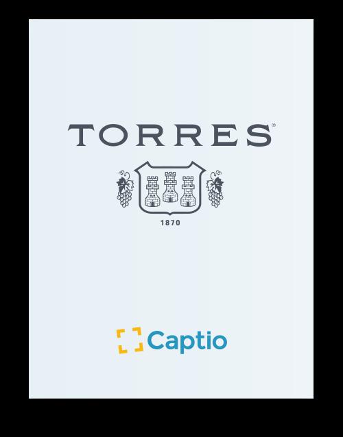 Case study: Captio & Torres - Casos de éxito