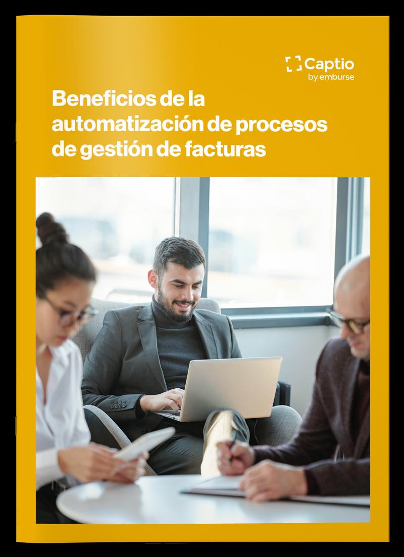 Beneficios de la automatización de procesos de gestión de facturas - eBooks