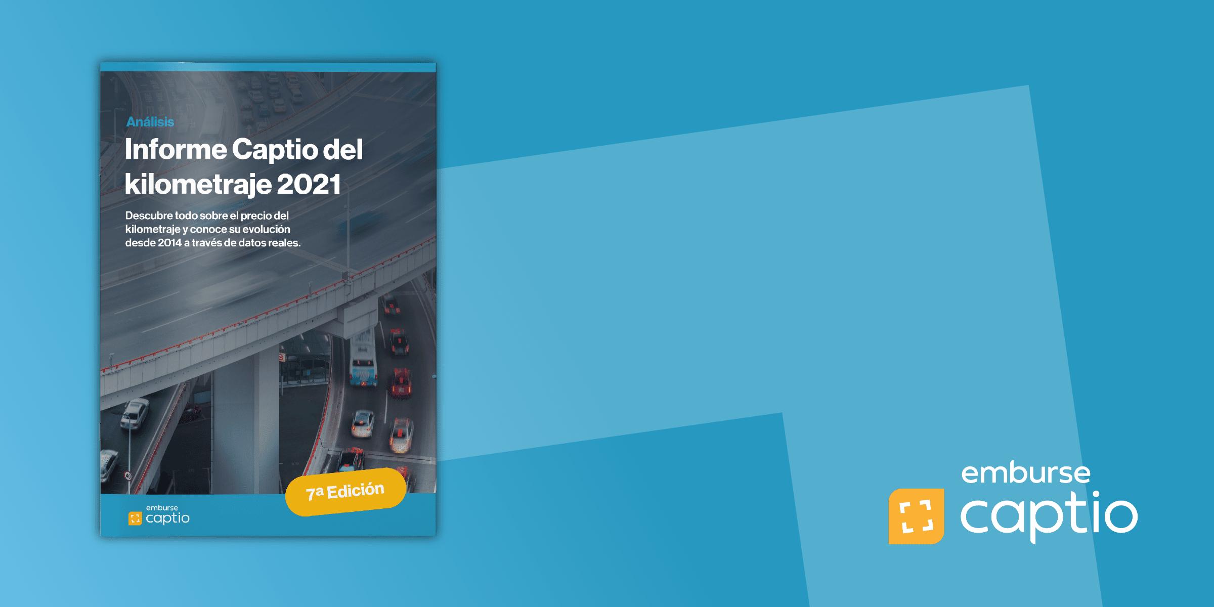 Análisis: Informe Captio del kilometraje 2021