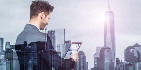 Digitalización y función financiera Headshot
