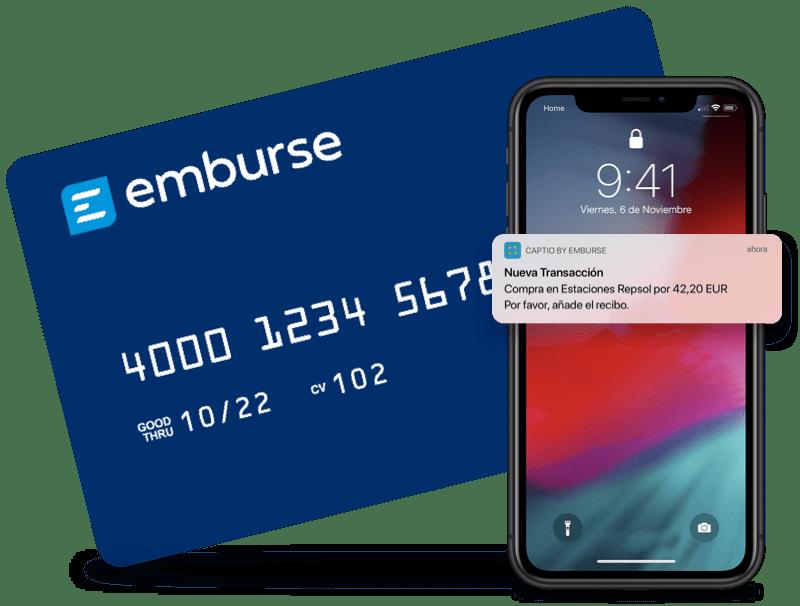 Emburse Cards