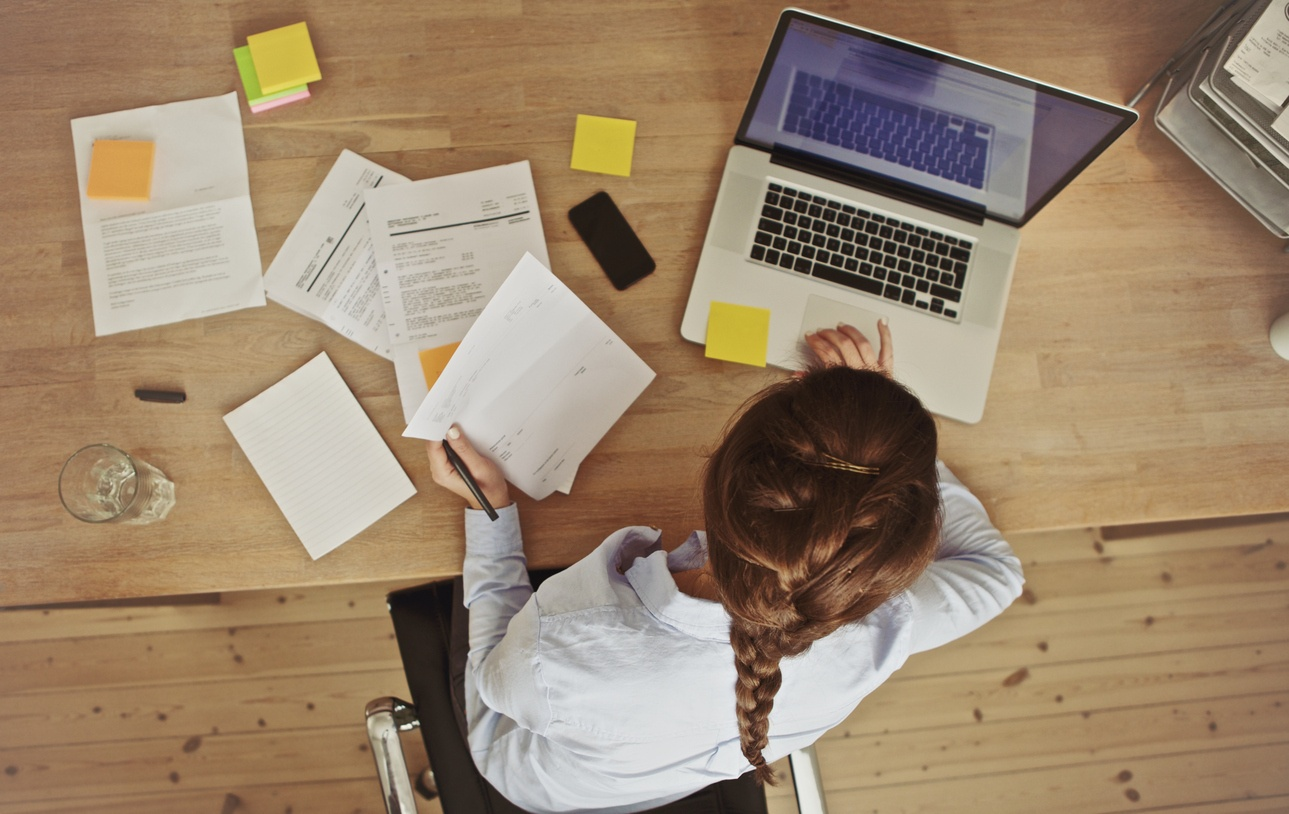 Digitalización de facturas para grandes empresas
