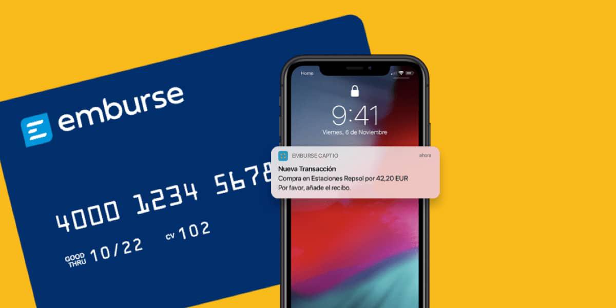 Captio lanza Emburse Cards al mercado europeo: tarjetas de empresa con control de gastos en tiempo real