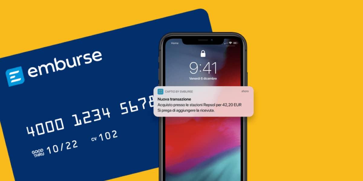 Novità: emetti carte di credito aziendali con controllo intelligente delle politiche di spesa