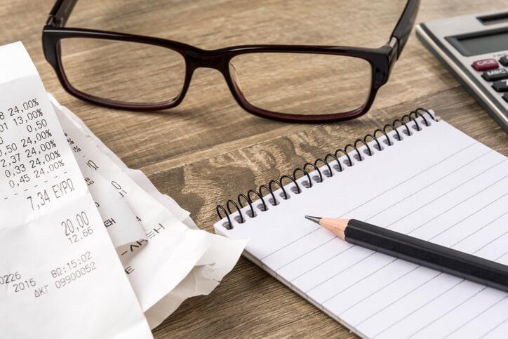 nota spese contabilità
