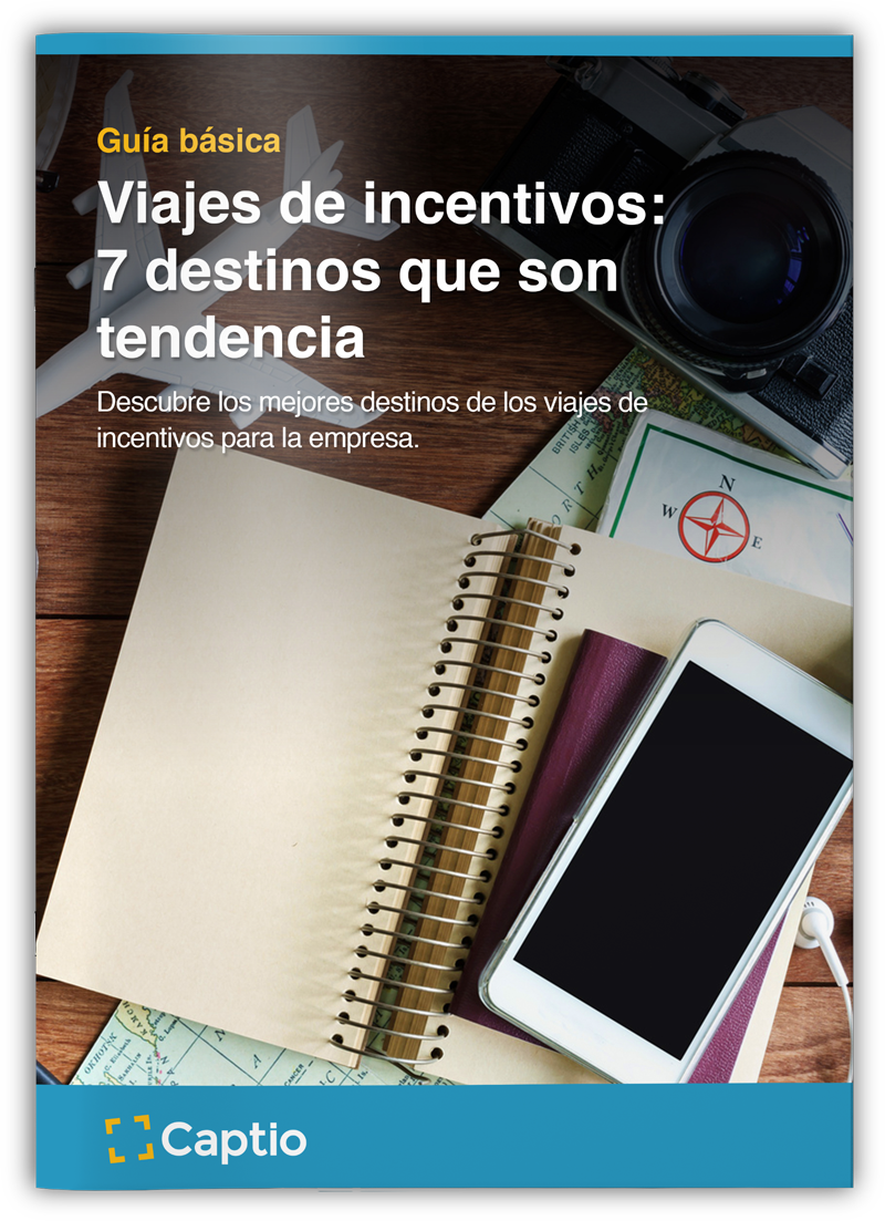 Viajes de incentivos: 7 destinos que son tendencia - eBooks