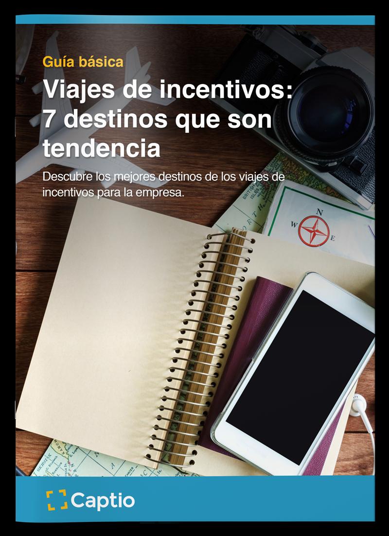 Viajes de incentivos: 7 destinos que son tendencia - eBooks