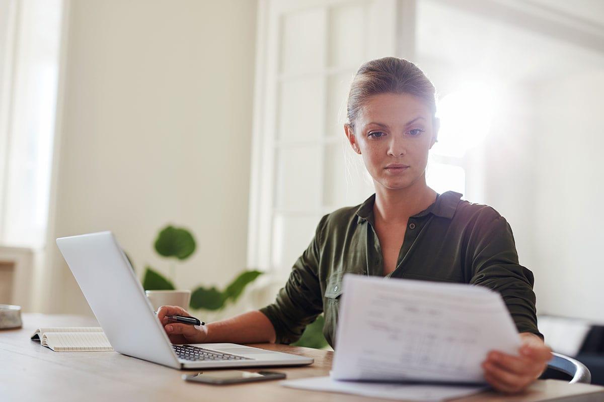 Virtualización de operaciones financieras para adaptarse a trabajar desde casa